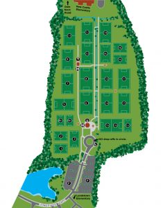 soccer complex map